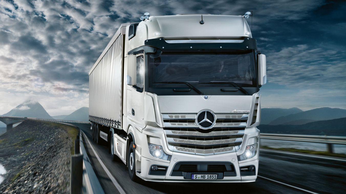 Mercedes-Benz Kamyonlarında 500.000 TL'ye Kadar Kredi İmkanı Devam Ediyor