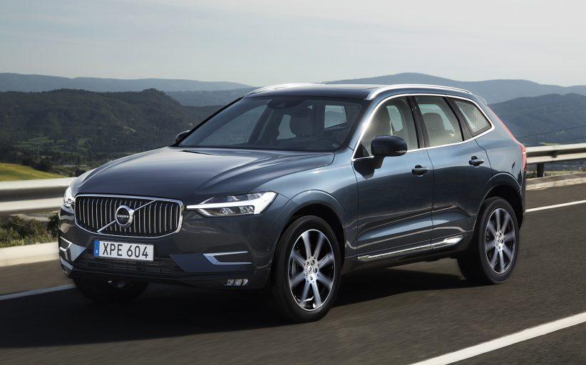 2019 Volvo XC40 ve XC60 Güvenlik Testi