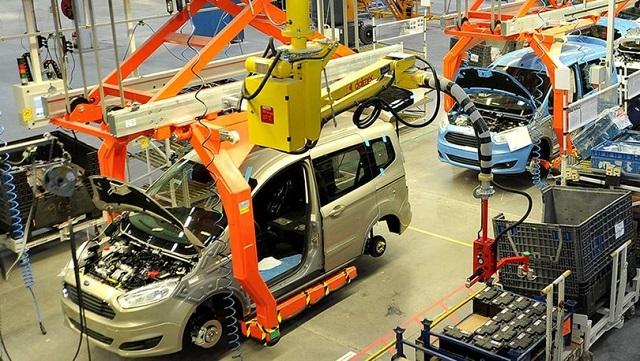 Ford Otosan'a 150 milyon dolarlık kredi