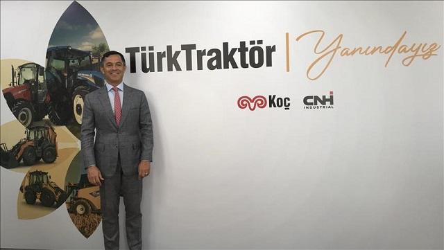 TürkTraktör, ilk yarıda üretimini yüzde 23 artırdı