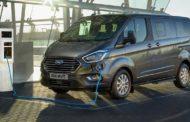 Yerli hibrit elektrikli araç Ford Custom Ankara'da test edilecek