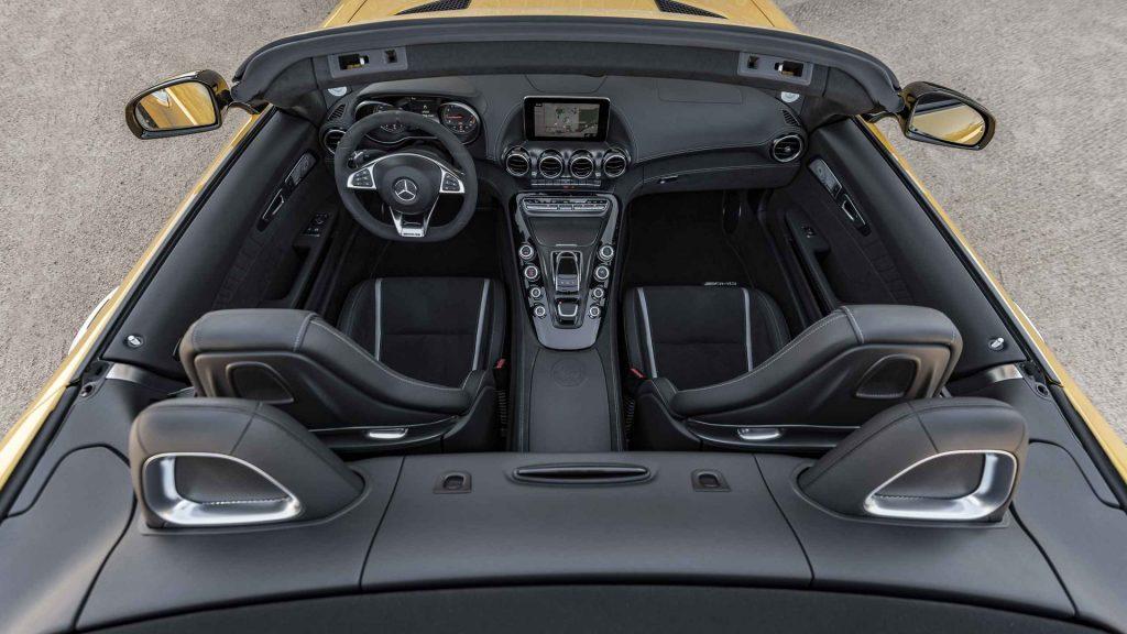 2017-mercedes-amg-gt-c-roadster-first-drive iç tasarım koltuk