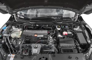 2018 Honda Civic motor