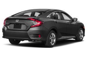 2018 Honda Civic sağ arka