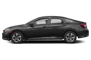 2018 Honda Civic sol yan
