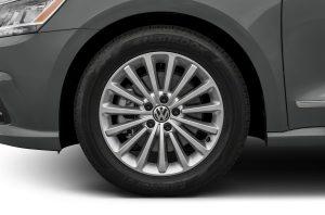 2018 Model Volkswagen Passat jant