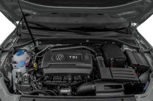 2018 Model Volkswagen Passat motor