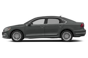 2018 Model Volkswagen Passat sol yan