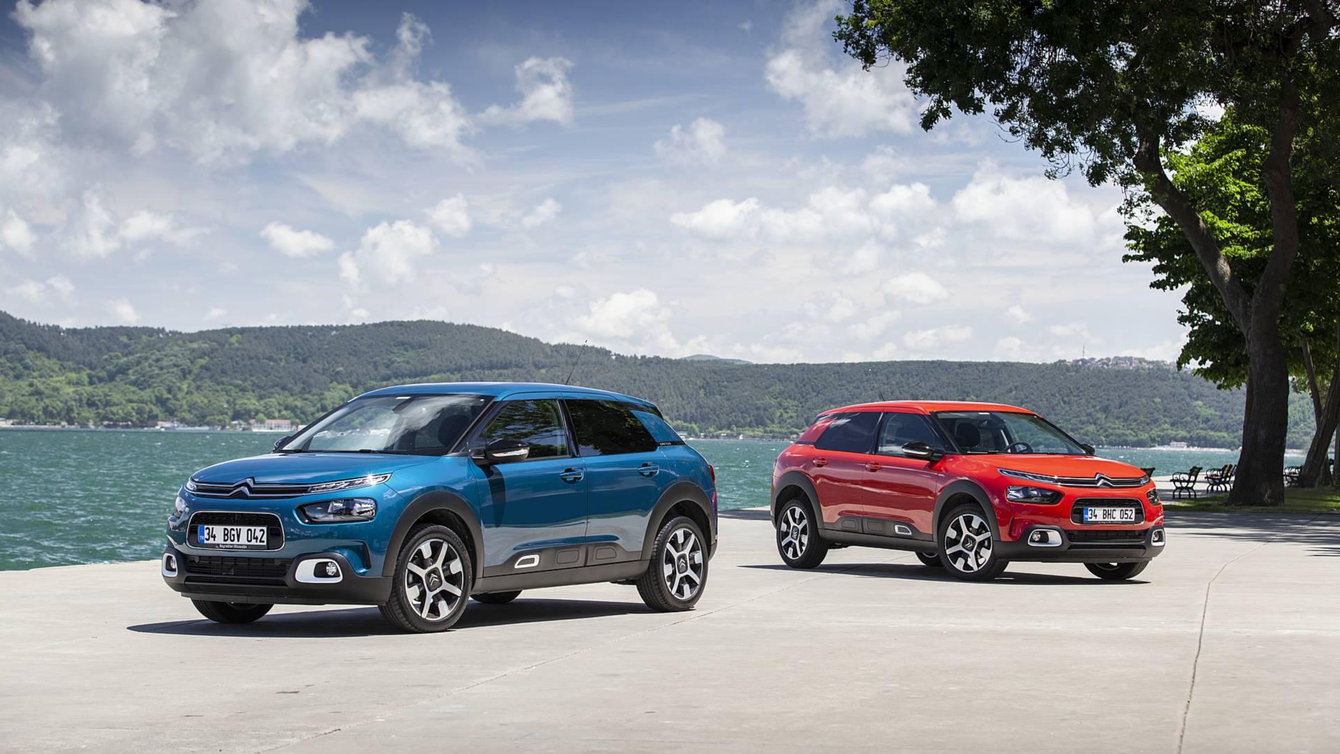 Citroën'in Aralık fırsatları