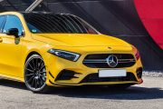 2019 MERCEDES AMG A35 4MATIC