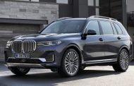 2019 BMW X7  Araç Yakıt Hücreli Bir Güç Aktarmaya Sahip