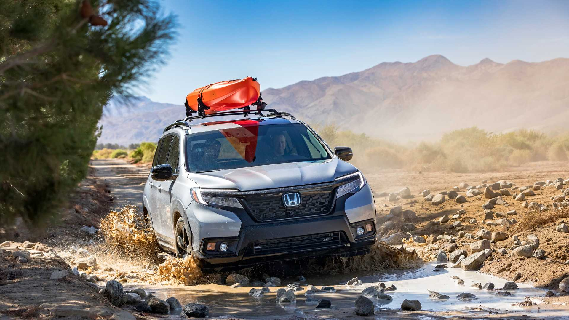 Honda'nın SUV'si Passport tanıtıldı
