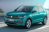 2019 Volkswagen T-Cross tanıtıldı