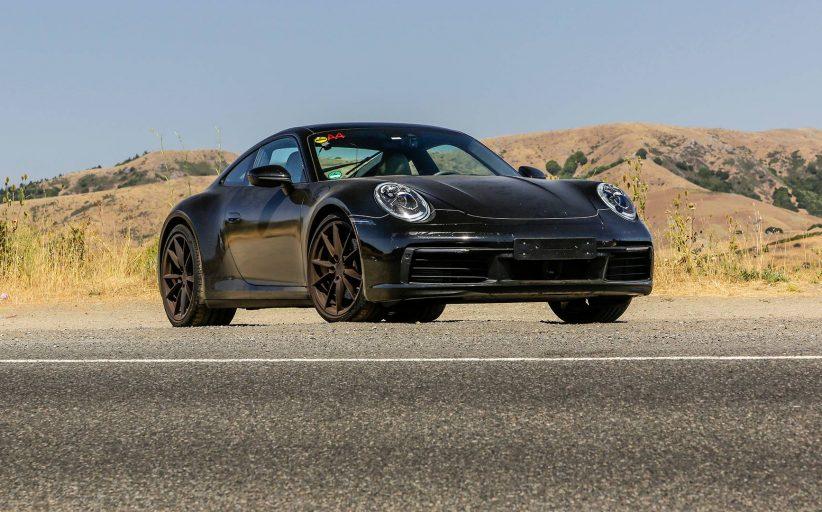 Porsche 911 Los Angeles Otomobil Fuarı'nda tanıtılacak