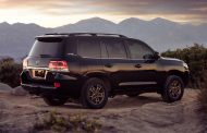 Toyota Land Cruiser ve Lexus LX 2020