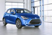 2020 Toyota Yaris hatchback temel olarak Mazda2 hatchback