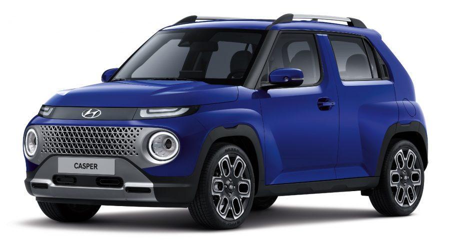 2021 Hyundai Casper Tanıtıldı! İlham Veren Tasarım