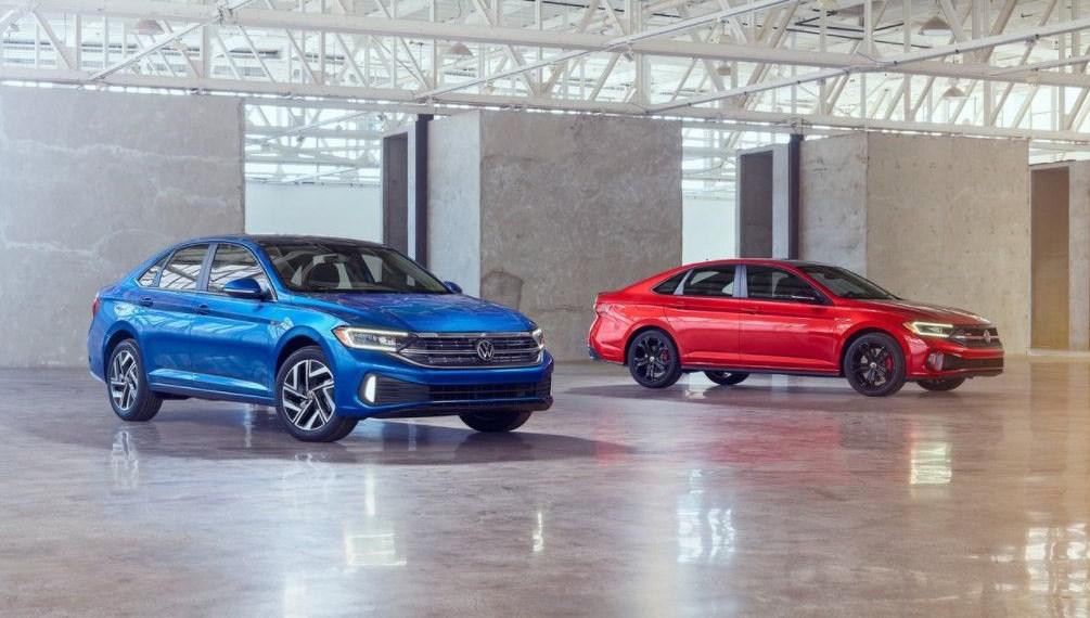 2022 Volkswagen Jetta tanıtıldı