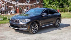 BMW X4 sol ön jpg