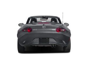 Mazda MX-5 2018 arka gri