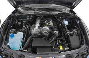Mazda MX-5 2018 motor gri