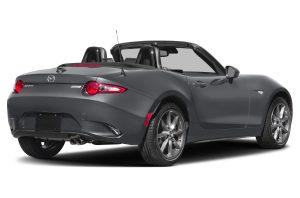 Mazda MX-5 2018 sağ arka gri