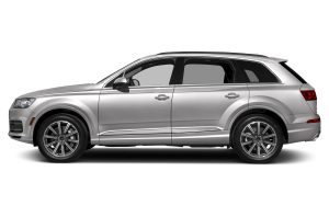 Audi Q7 Yan Görünüm