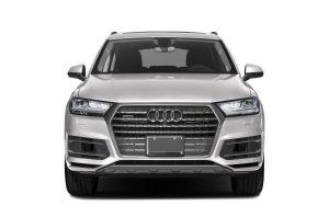 Audi Q7 2018 Ön Görünüm