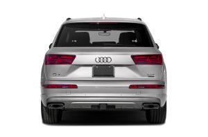 Audi Q7 2018 Arka Görünüm