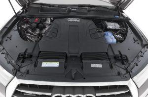 Audi Q7 2018 Motor