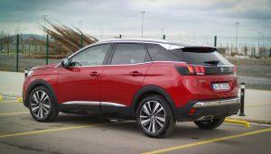 Yeni Peugeot 3008 1.6 BlueHDI sol yan