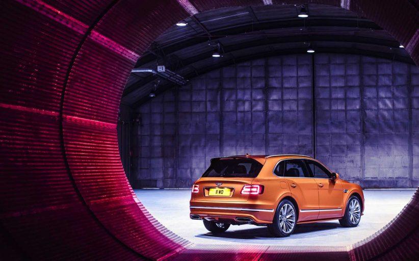 Dünyanın en hızlı yeni SUV'si Bentley Bentayga Speed