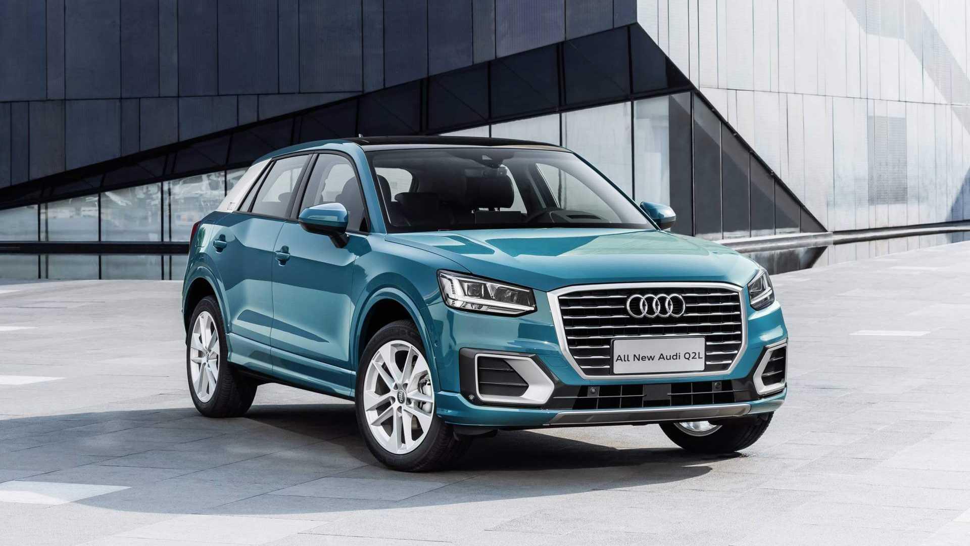 Çin'e özel Audi Q2 L