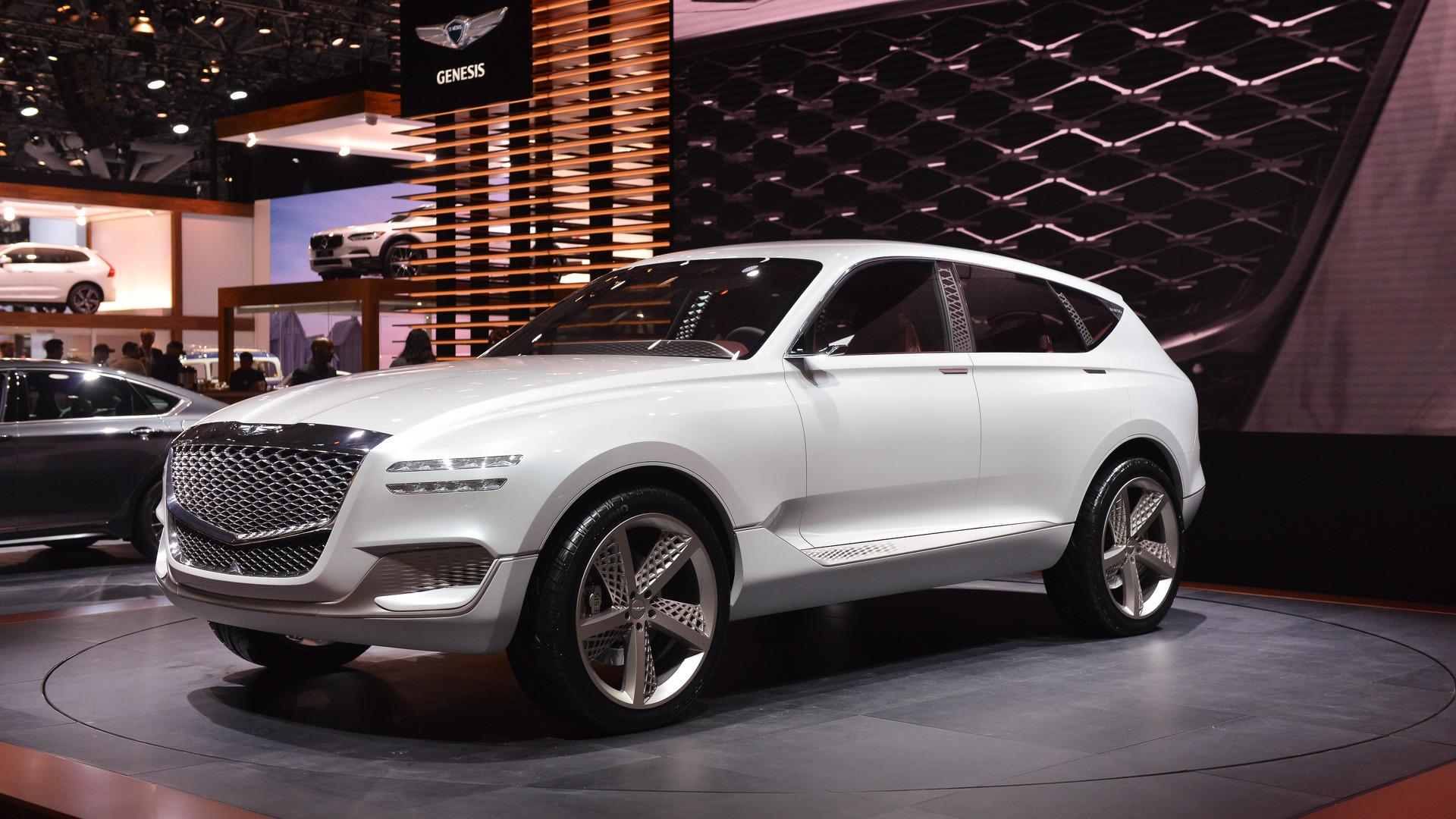 Hyundai,Sonata ve Genesis SUV'u