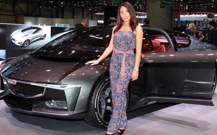 GFG adlı İtalyan firmasının elektrikli hiper SUV konsepti