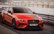 592 beygirlik Jaguar XE SV Project 8