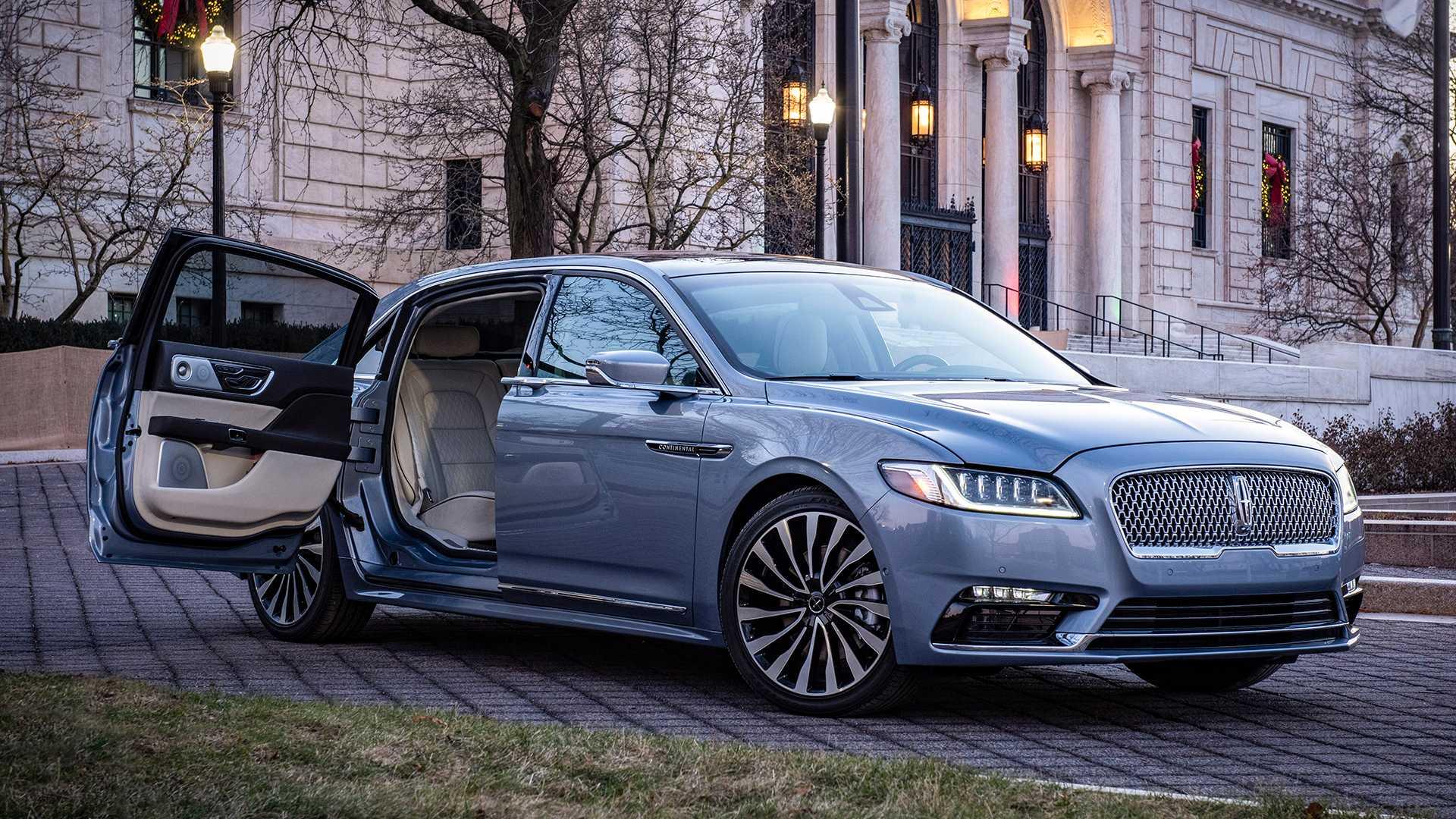 Lincoln'dan Continental'in 80.yılına özel versiyon