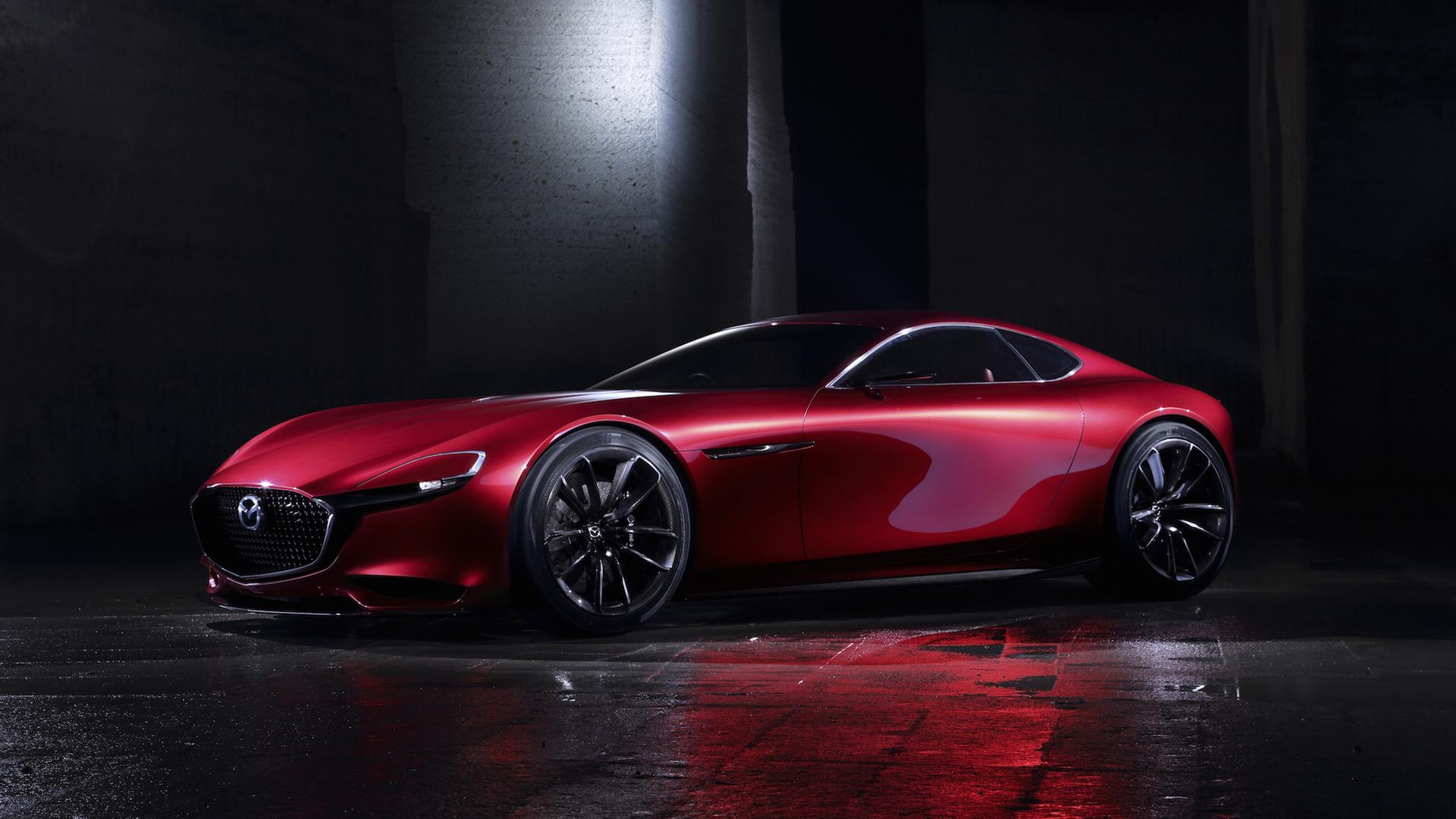 Mazda'dan MX-6 adlı yeni bir model gelebilir
