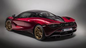 mclaren-at-salon-prive-and-blenheim-palace-classic-supercar kırmızı arka