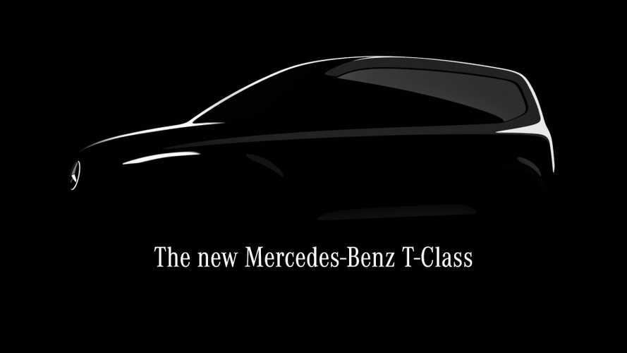 Mercedes ailesinin en yeni üyesi ile tanışın: T-Serisi!