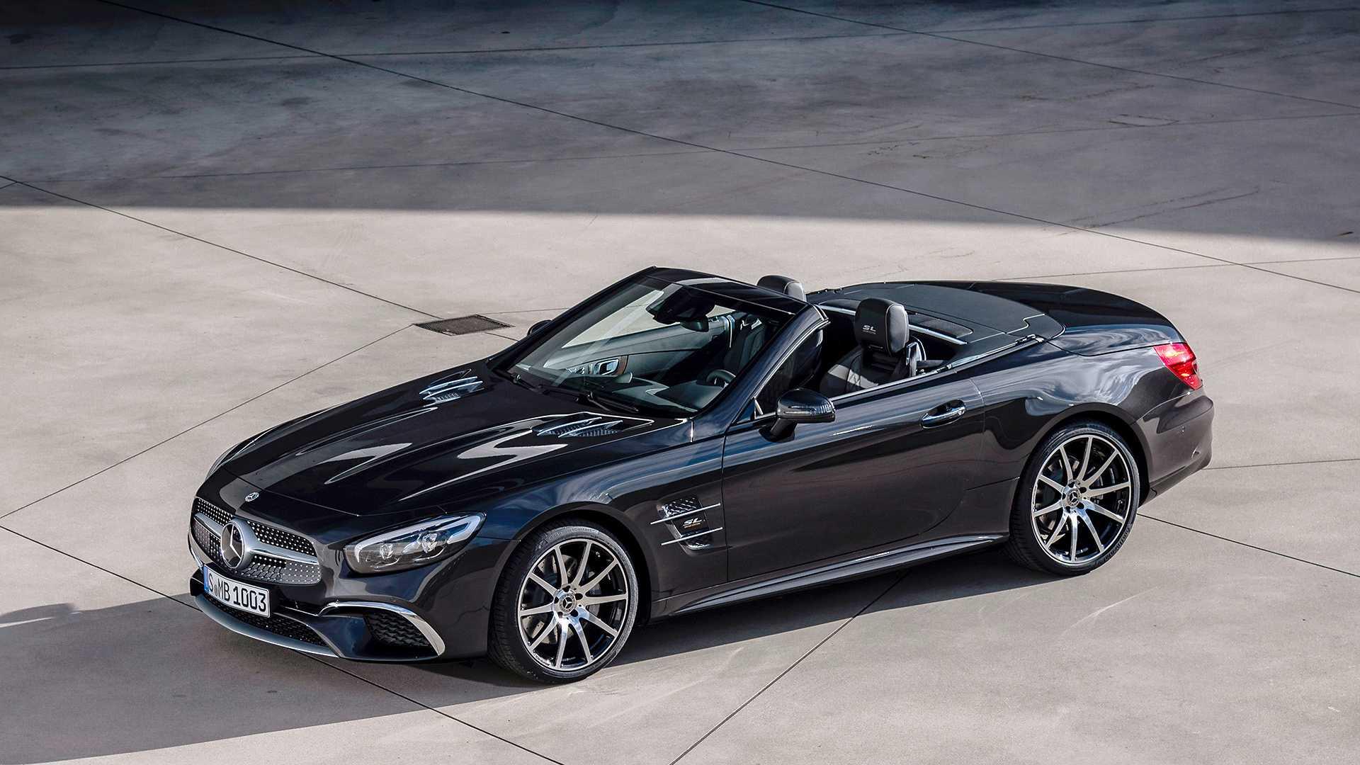 2020 Mercedes SL-Serisi Grand Edition