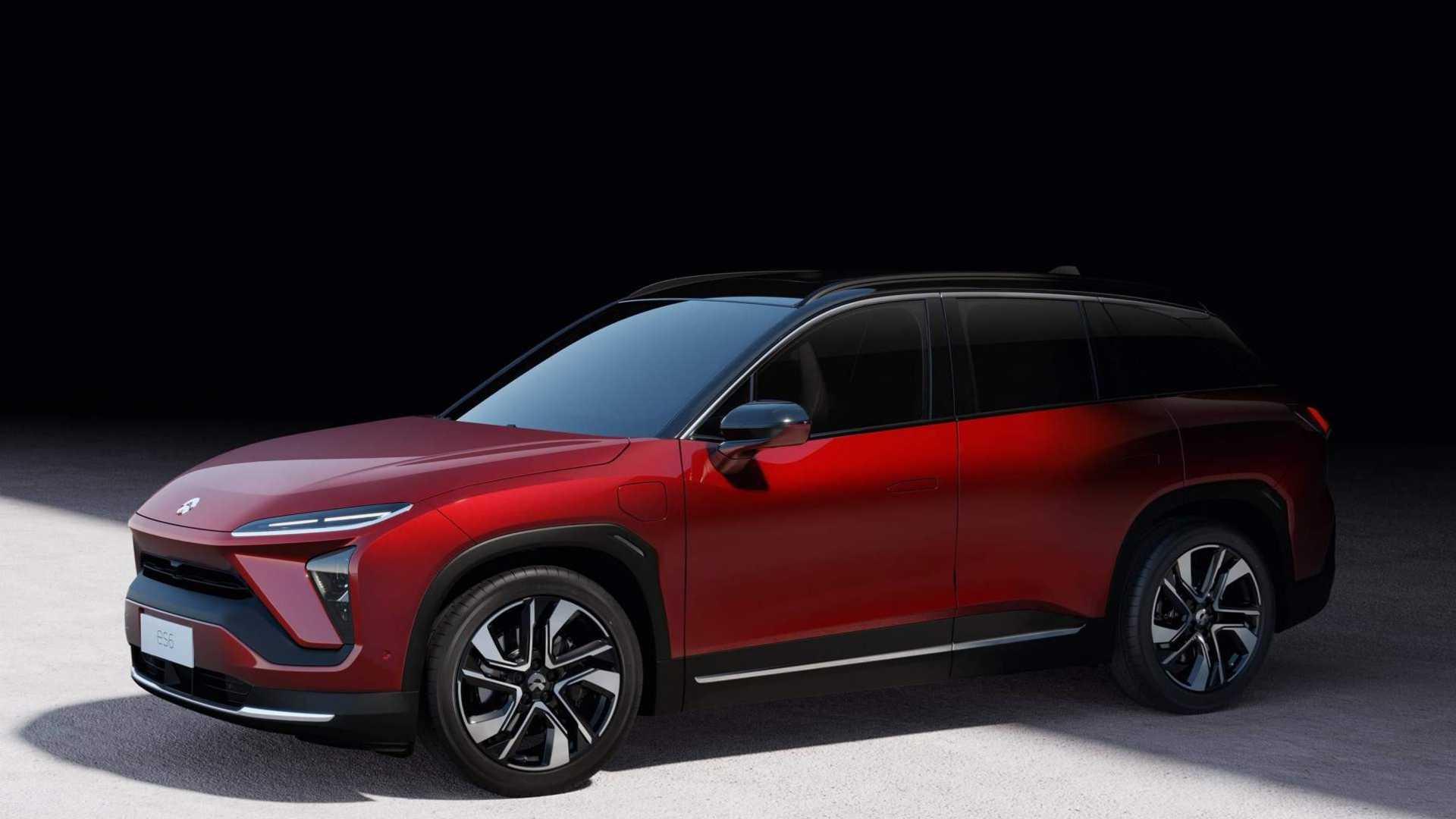 Nio'nun yeni elektrikli SUV'si ES6
