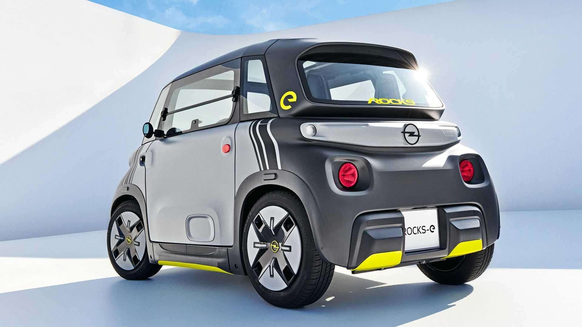 2021 Opel Rocks-e