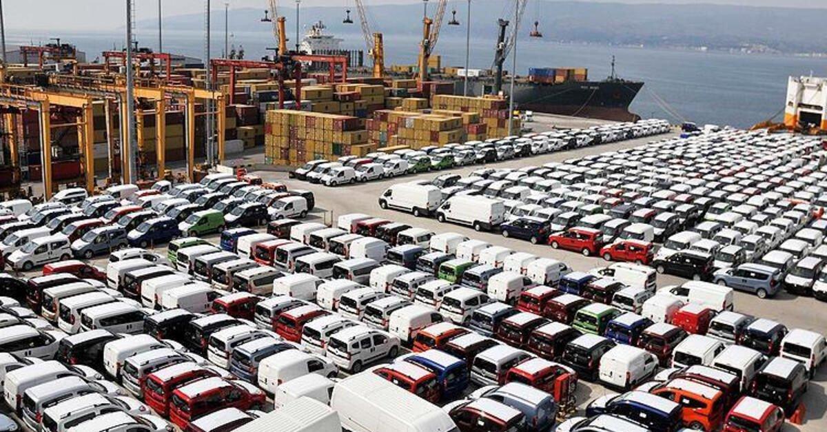 Otomotiv ihracatını yüzde 27 artırdı