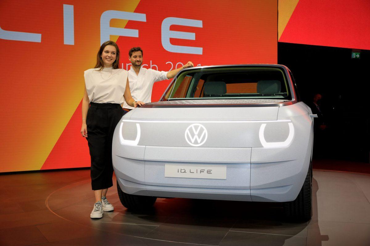 Sınıfının En Ucuzlarından Biri Olacak Volkswagen ID. LifeTanıtıldı