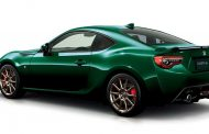 Toyota GT86'ya British Green Limited özel verisyonu