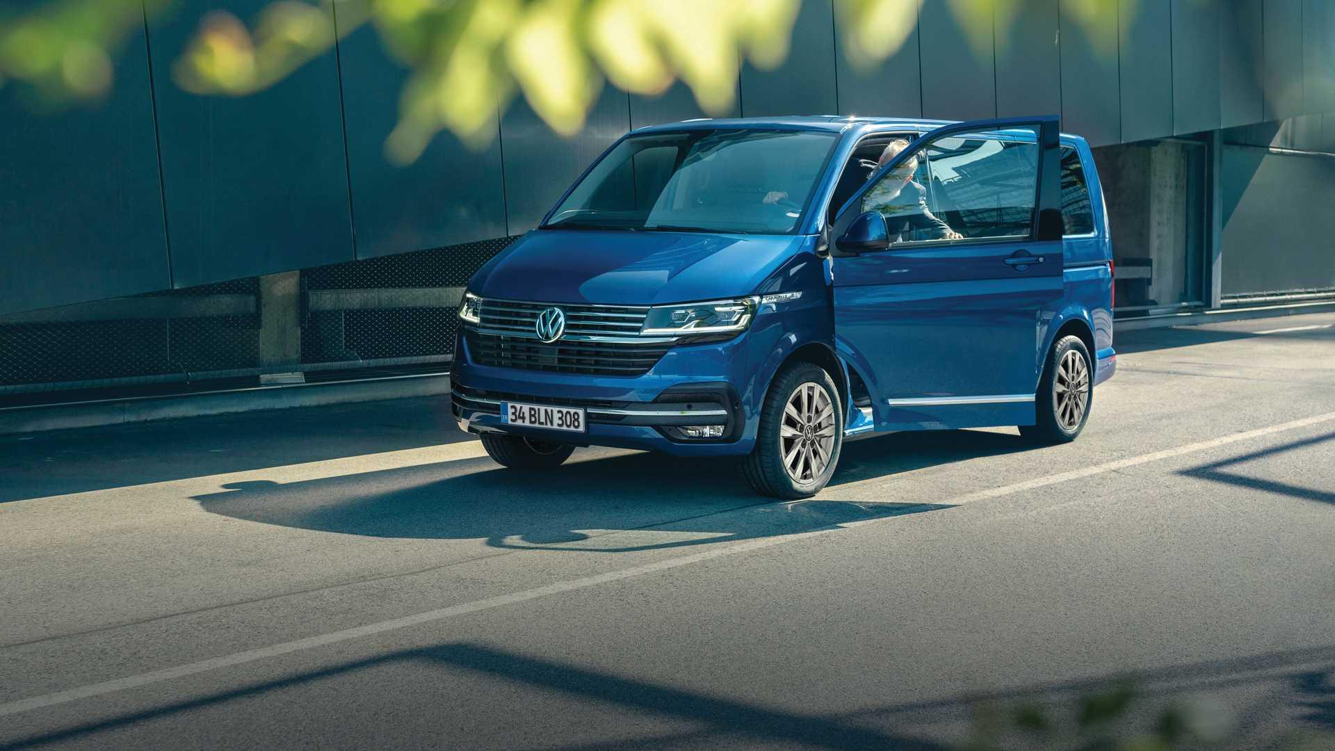 Yeni Volkswagen Caravelle Highline Satışa Sunuldu