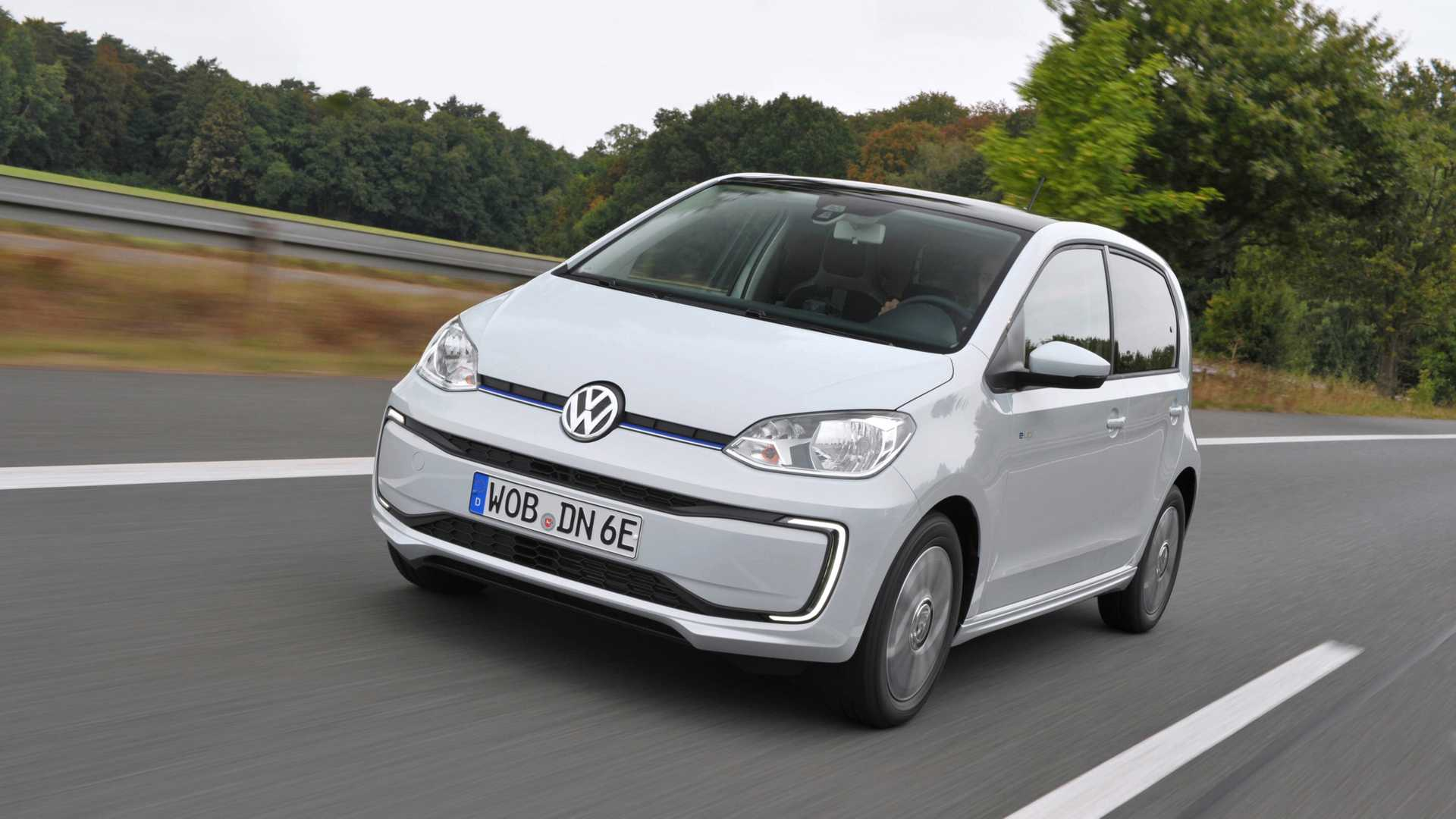 Yeni e-Up! Volkswagen'in 21.000$'lık elektrikli aracı