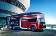VW Renntransporter, Porsche 935'in hayalindeki ev gibi