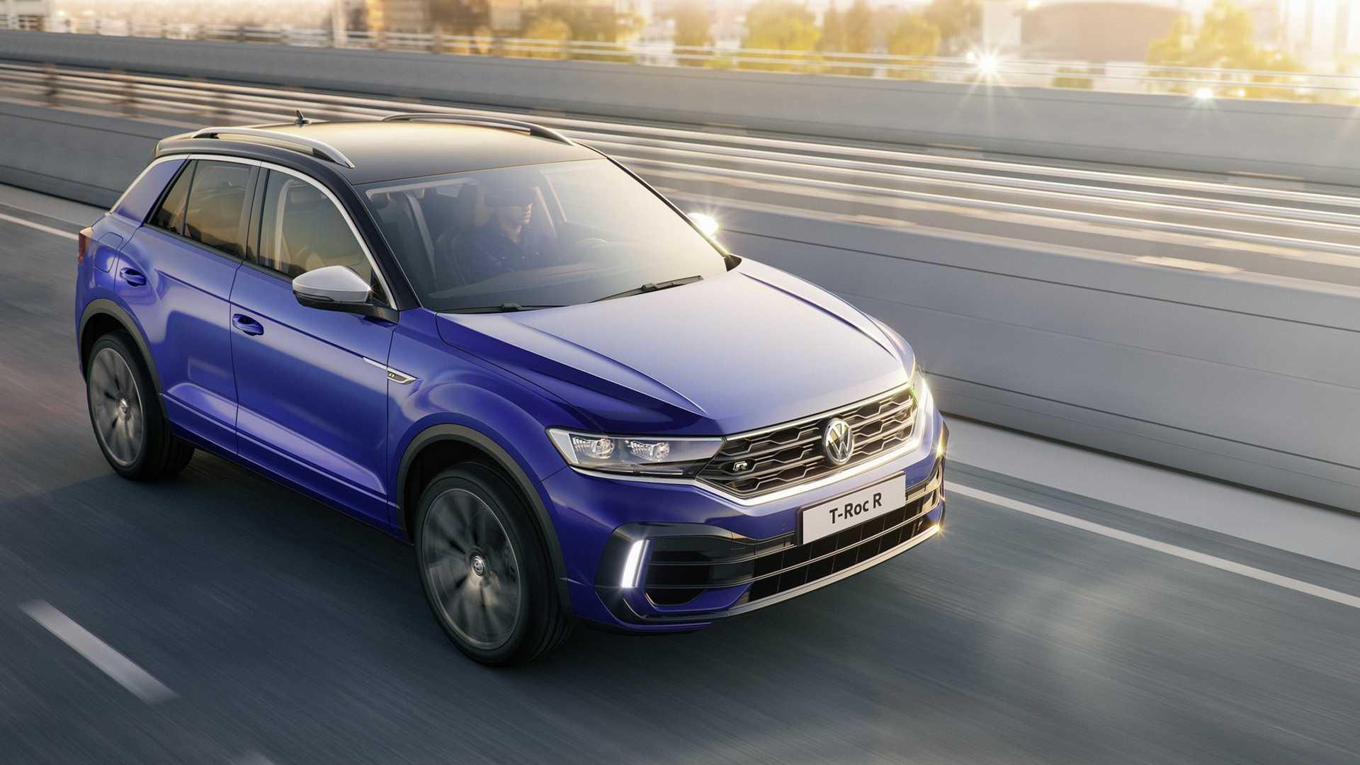 Volkswagen T-Roc R 300 beygir güç üretiyor